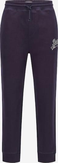 BOSS Nohavice 'Jafa_Russell Athletic_2' - námornícka modrá, Produkt
