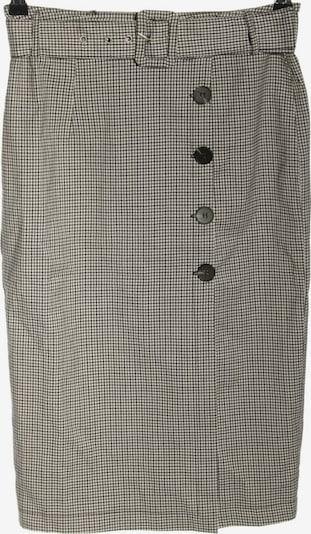 Loavies Midirock in XS in schwarz / weiß, Produktansicht