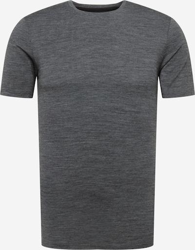 Icebreaker Camiseta funcional 'Anatomica' en gris oscuro, Vista del producto