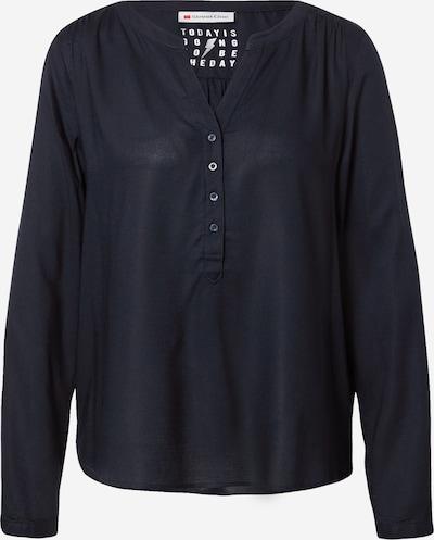 STREET ONE Bluse 'Bamika' in schwarz, Produktansicht