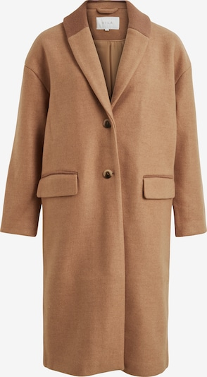VILA Mantel in hellbraun, Produktansicht