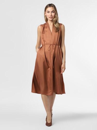 Ipuri Kleid in hellbraun, Produktansicht