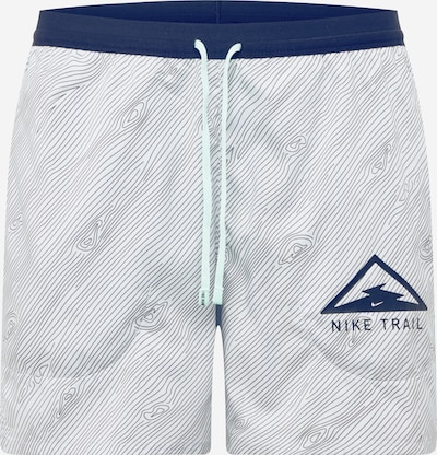 NIKE Sporthose 'Flex Stride' in hellblau / dunkelblau, Produktansicht