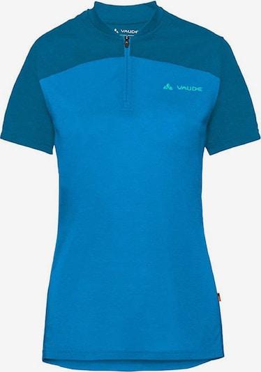 VAUDE T-Shirt ' Tremalzo Iv ' in blau, Produktansicht