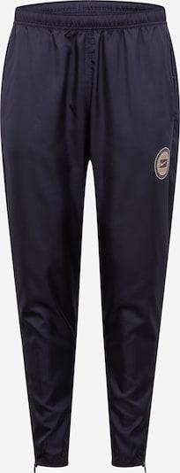 NIKE Spodnie sportowe 'Wild Run' w kolorze szary / czarny / srebrnym, Podgląd produktu