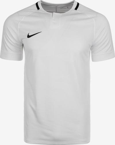 NIKE Functioneel shirt 'Challenge II' in de kleur Zwart / Natuurwit, Productweergave