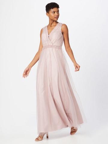 Laona Večerné šaty - ružová