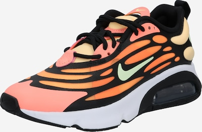 narancs / rózsaszín / fekete Nike Sportswear Rövid szárú edzőcipők 'Air Max Exosense', Termék nézet