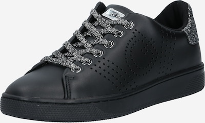 GUESS Sneakers low 'Ranvo5' in black / silver, Item view
