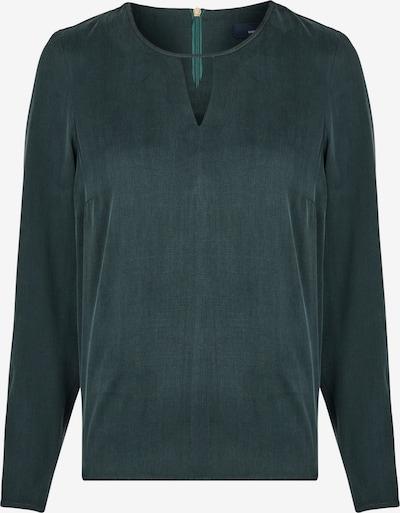 DANIEL HECHTER Bluse in dunkelgrün, Produktansicht