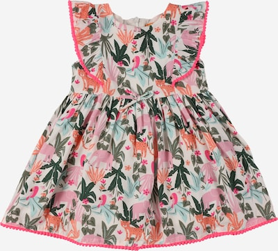 STACCATO Kleid in mint / koralle / pink / rosa, Produktansicht