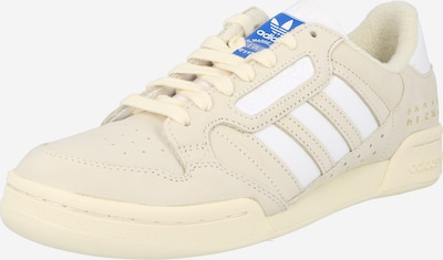 ADIDAS ORIGINALS Sneakers 'CONTINENTAL 80' in Light beige / White, Item view