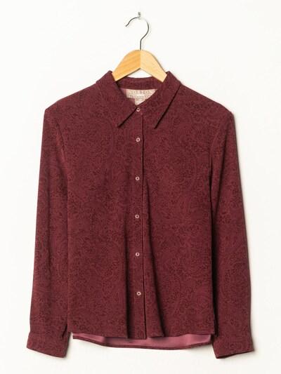 Norton McNaughton Hemd in L in weinrot, Produktansicht