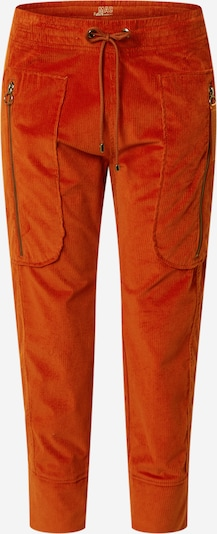 MAC Pantalon en orange, Vue avec produit