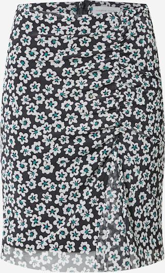 Fabienne Chapot Sukně 'Jessy' - smaragdová / černá / bílá, Produkt