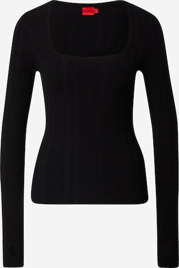 HUGO Sweater 'Steffany' in Black, Item view