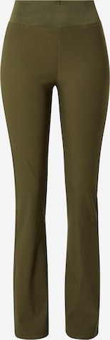 Pantalon 'SHANTAL' Freequent en vert