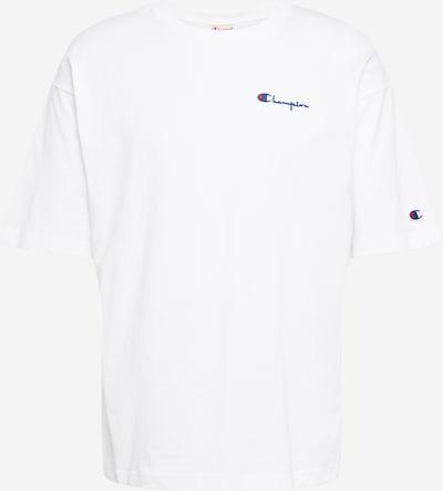 Champion Reverse Weave T-Shirt in weiß, Produktansicht