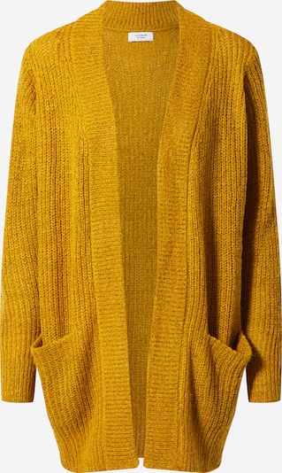 JACQUELINE de YONG Oversized vest 'Miggy Megan' in de kleur Mosterd, Productweergave
