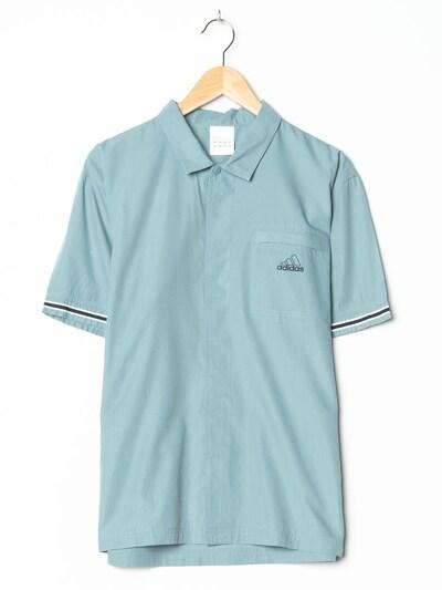 ADIDAS Hemd in L-XL in rauchblau, Produktansicht