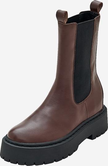 """""""Chelsea"""" batai 'Gudrun' iš EDITED , spalva - šokolado spalva, Prekių apžvalga"""