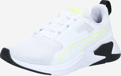 PUMA Chaussure de sport 'Disperse XT' en jaune fluo / noir / blanc, Vue avec produit