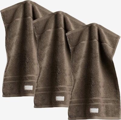 GANT Towel in Dark brown, Item view