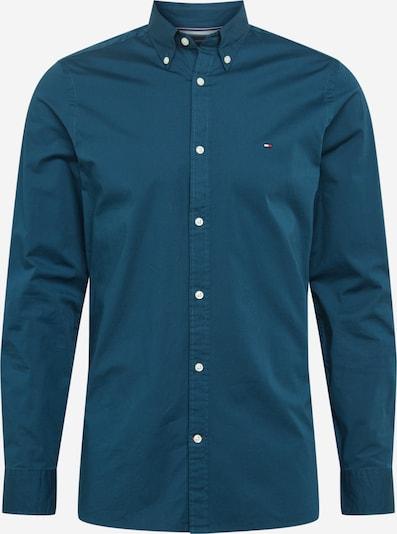 TOMMY HILFIGER Hemd in dunkelblau, Produktansicht