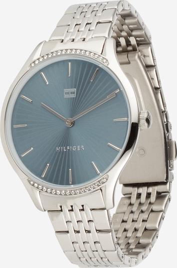 Analoginis (įprasto dizaino) laikrodis iš TOMMY HILFIGER , spalva - sidabrinė, Prekių apžvalga