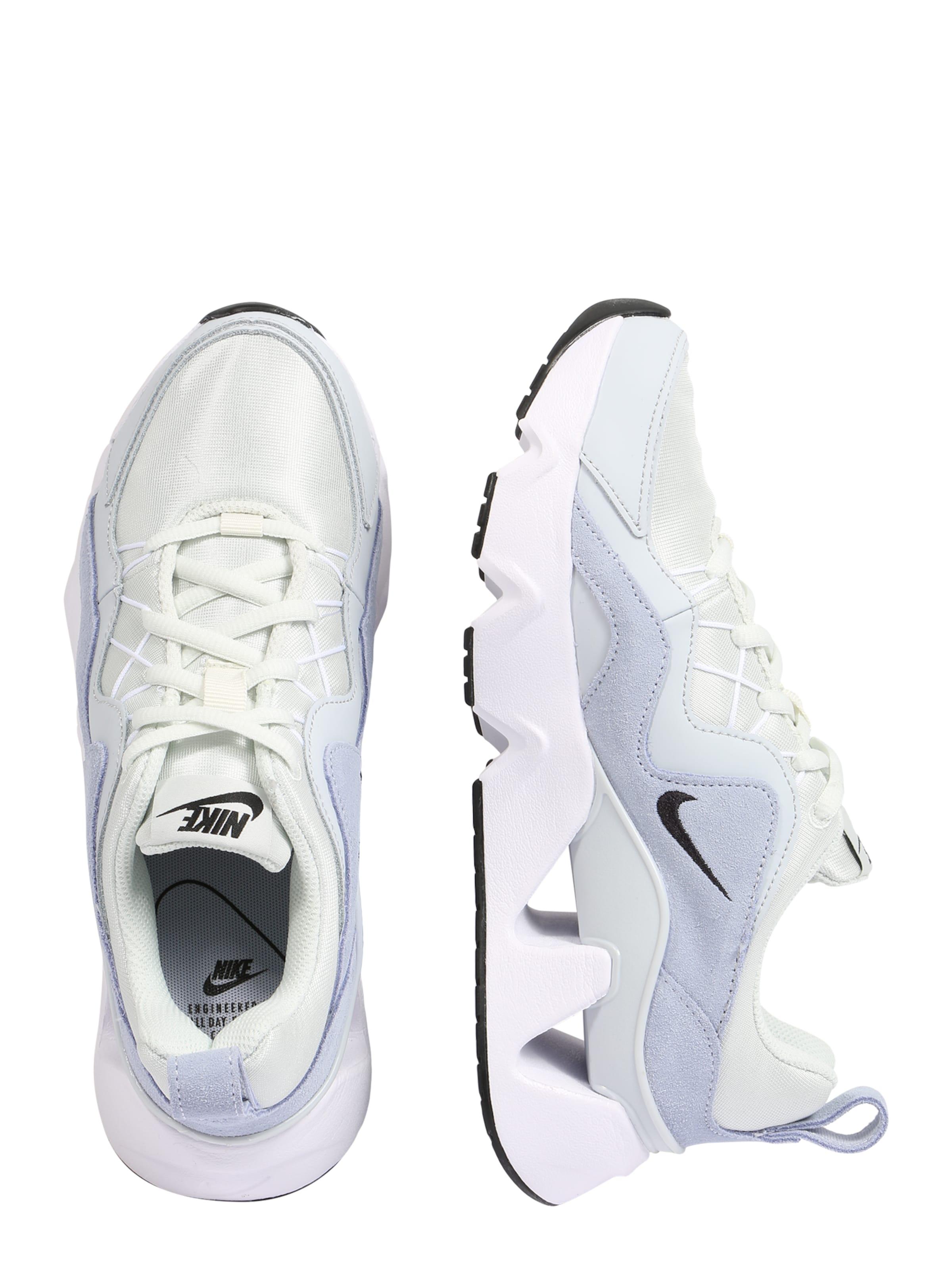 Nike Sportswear Låg sneaker 'Ryz 365' i ljusgrå / syrén / svart / vit