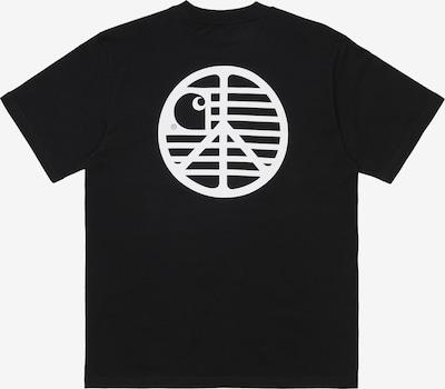 Carhartt WIP T-Shirt Peace State in schwarz, Produktansicht
