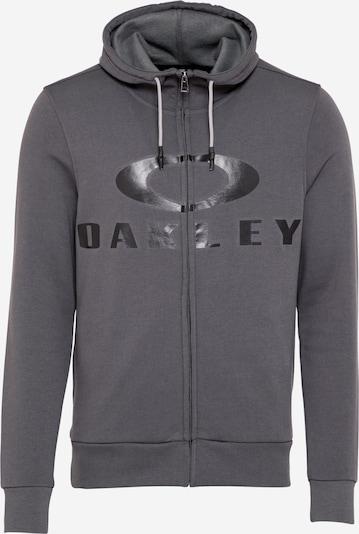 OAKLEY Sweatjacke in grau, Produktansicht