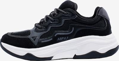 ASFVLT Sneaker ONSET in schwarz, Produktansicht
