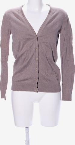 GAP Sweatshirt & Zip-Up Hoodie in S in Brown