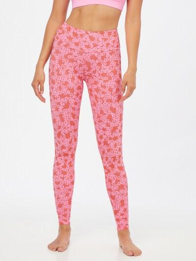 Hey Honey Športové nohavice - ružová / grenadínová, Model/-ka