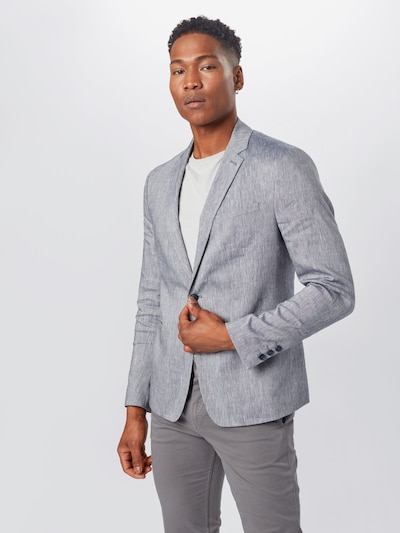 DRYKORN Blazer 'HURLEY' in Blue: Frontal view