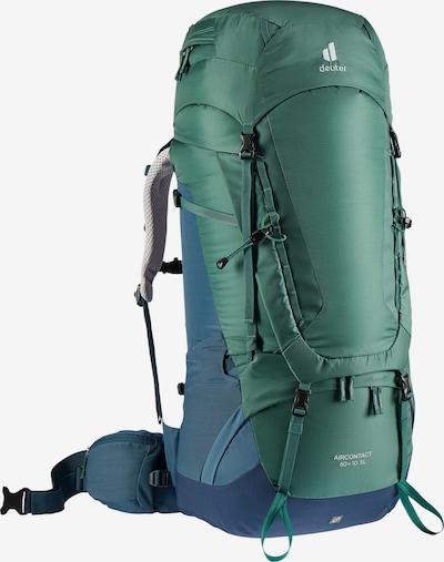 DEUTER Trekkingrucksack 'Aircontact 60 + 10 SL' in grün, Produktansicht