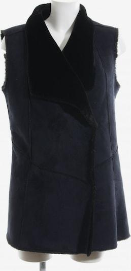 Armani Jeans Kunstfellweste in L in blau, Produktansicht