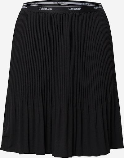 Calvin Klein Nederdel i sort / hvid, Produktvisning