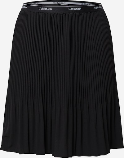 Calvin Klein Sukně - černá / bílá, Produkt