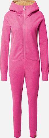 Fli Papigu Ολόσωμη φόρμα 'That Pretty Barmaid' σε ροζ
