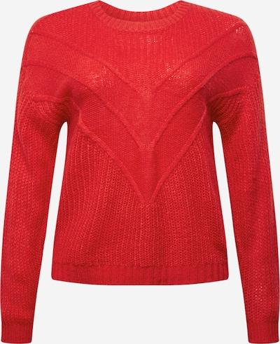 ONLY Carmakoma Jersey 'LIMA' en rojo, Vista del producto