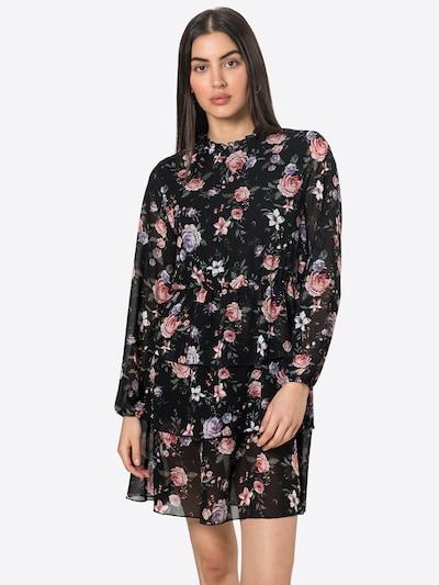 ONLY Kleid 'VIVIAN' in mischfarben / schwarz, Modelansicht