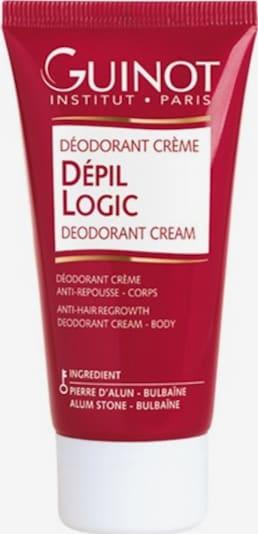Guinot Deodorant 'Depil Logic Deo Creme' in Red, Item view