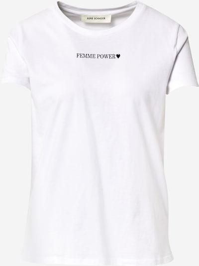 Sofie Schnoor Тениска в черно / бяло, Преглед на продукта
