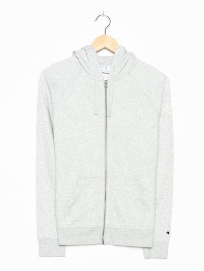 Champion Authentic Athletic Apparel Kapuzenpullover in S-M in grey denim, Produktansicht
