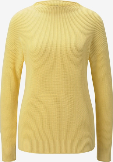 TOM TAILOR Sweater in Yellow, Item view