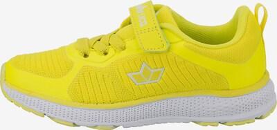 LICO Sportschuhe in gelb / weiß, Produktansicht