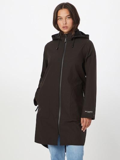 ILSE JACOBSEN Prijelazni kaput u crna, Prikaz modela