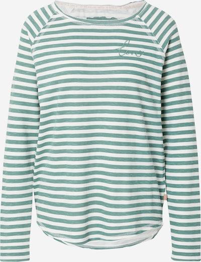 LIEBLINGSSTÜCK Camiseta 'Cathrina' en verde / blanco, Vista del producto